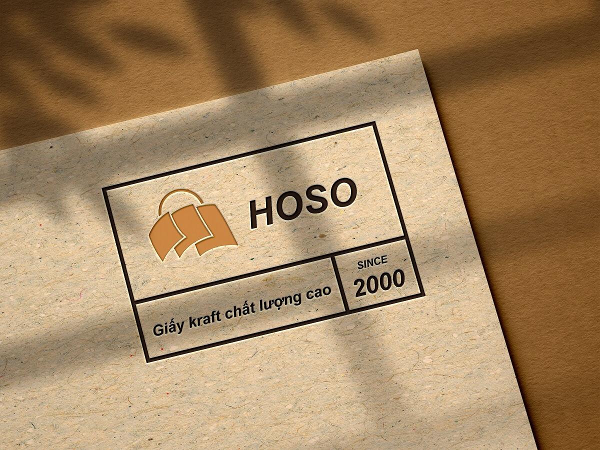 giấy kraft hoso